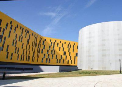 instalación centro Toledo con mas de 80000 metros de tuberia de cobre de diferentes tamaños